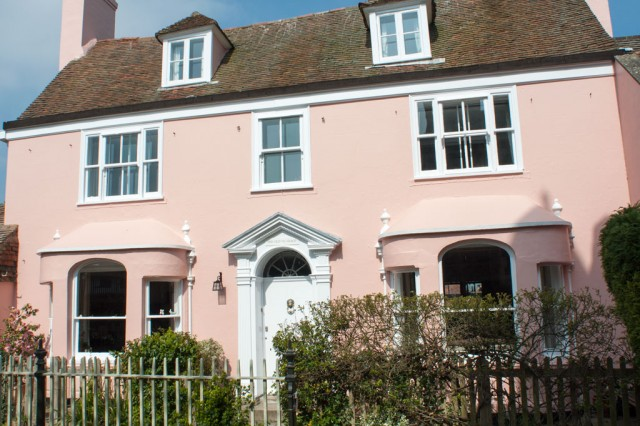 The Old Vicarage, 66 Church Square