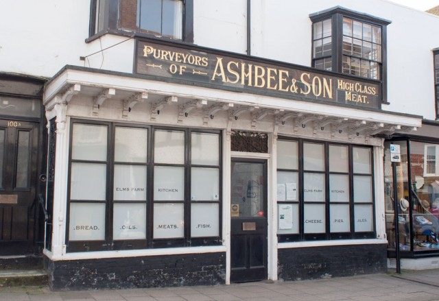 Ashbee & Son Butchers, 100 High Street