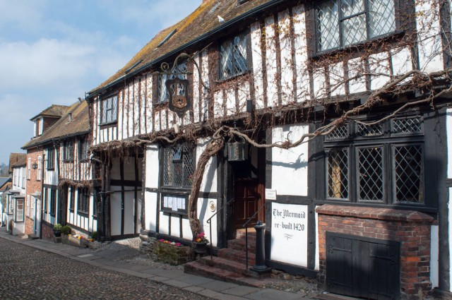 The Mermaid Inn, Mermaid Street